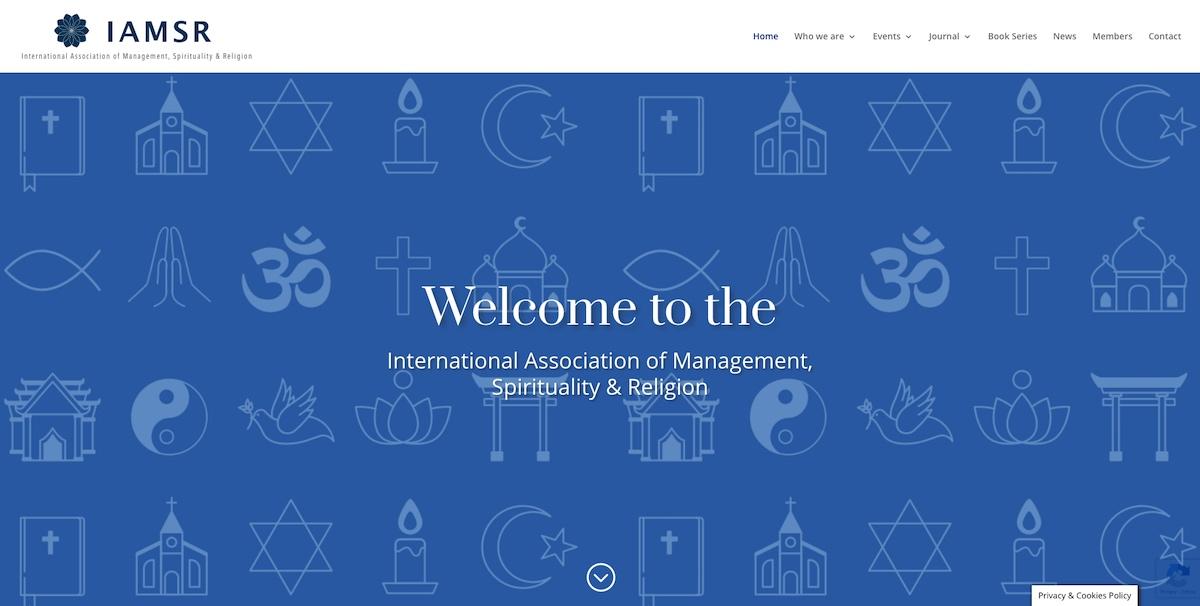 IAMSR Website